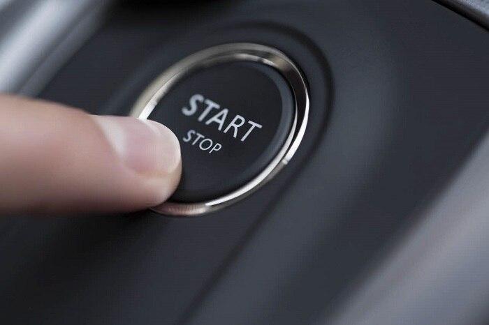 Keyless entry and start