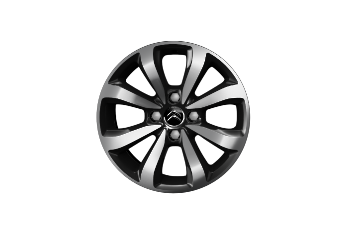 16 inch 'Ray' alloy wheels