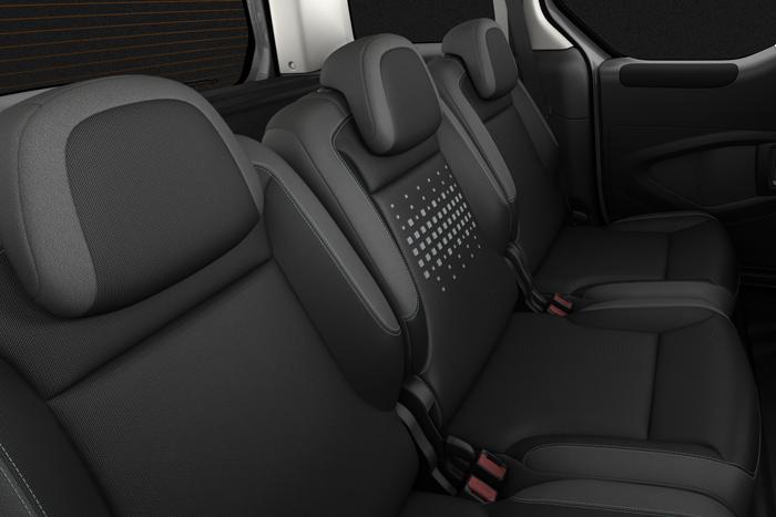 3 bancos traseiros (inclui airbags laterais)