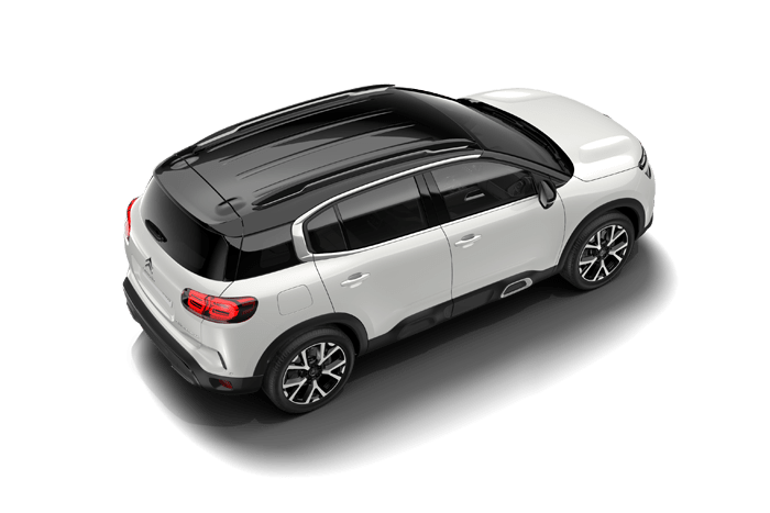 Perla Nera Black roof