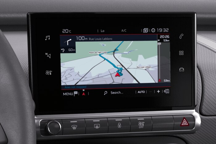 CITROËN Connect Nav inkl. DAB