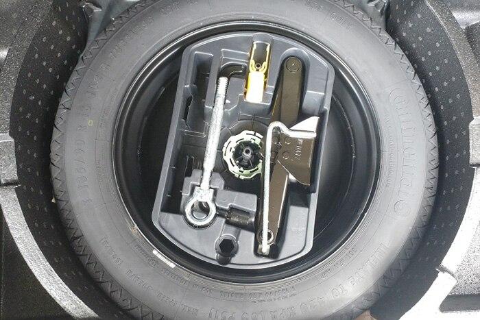 Ersatzrad 15 Zoll