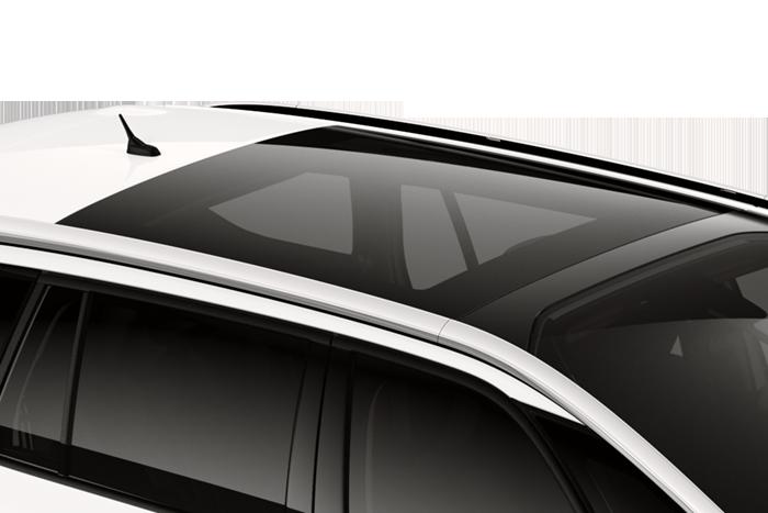 Cielo panoráma üvegtető elektromos árnyékolóval