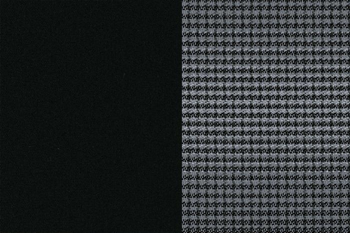 Tessuto Graphite - Nero/Grigio