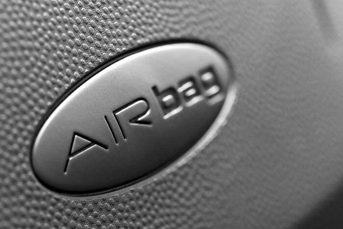 Airbag a tendina fila 2 e 3