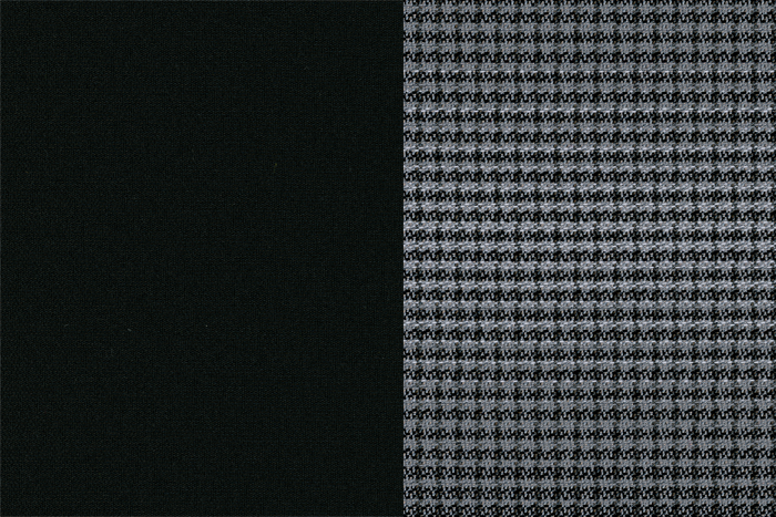 Tapicerka materiałowa  Yumi HYC / Brasilia HZD(AC) (Graphite)