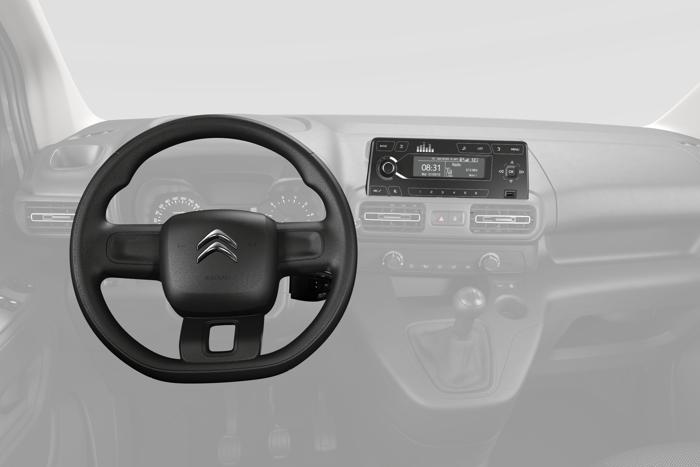 Autoradio RD6 sa 6 zvučnika + BlueTooth® + USB i analogni priključak AUX (jack)