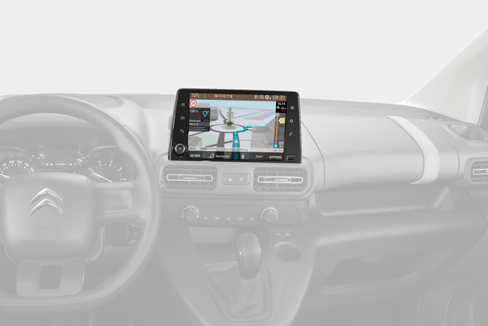 Citroën Connect NAV DAB