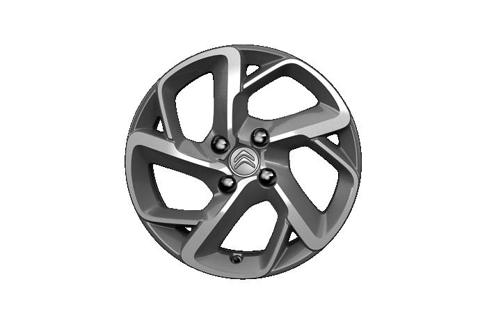 Disky kolies z ľahkých zliatin 16'' SAN DIEGO + rezervné koleso 15''