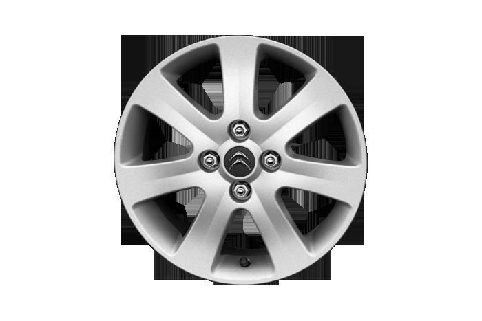 """Cerchi in alluminio 15"""""""