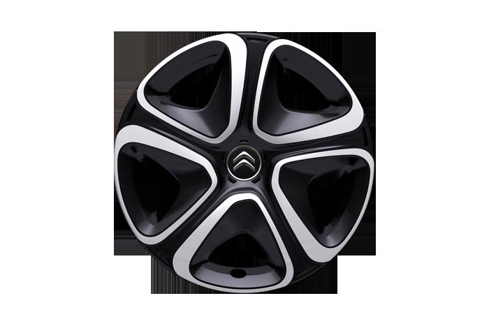 Roue Steel & Style 16'' Enjoliveur 3D