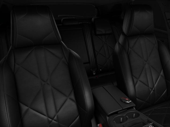 Inspiration DS PERFORMANCE Line avec sièges Cuir