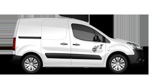 BERLINGO furgone elettrico