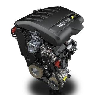 1.6 e-HDi 115 BVM6 Stop & Start 4WD