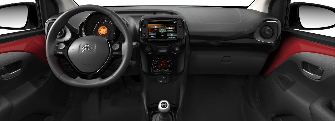 C1, Cabrio 5-Türer