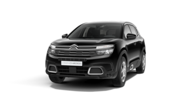 SUV C5 AIRCROSS - Start