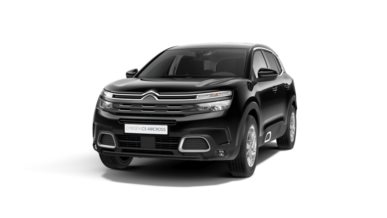 C5 Aircross SUV - Live Pack