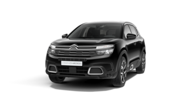 Nuevo C5 Aircross Crossover - Live