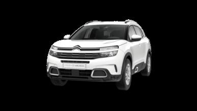 New SUV C5 Aircross SUV - Live