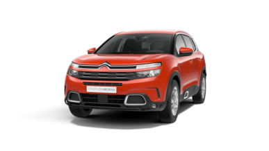 C5 Aircross SUV - Business