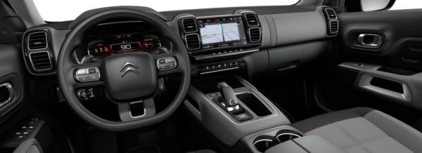 SUV C5 Aircross 1.2 PureTech 130 S&S EAT8 Business GPS