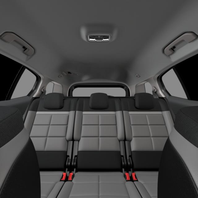 Nouveau Suv C5 Aircross, SUV