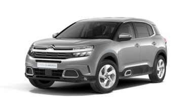 SUV C5 Aircross 1.5 BlueHDi 130 S&S EAT8 Business GPS