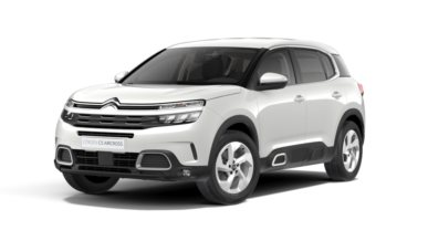 SUV C5 Aircross 1.2 PureTech 130 S&S EAT8 Business GPS