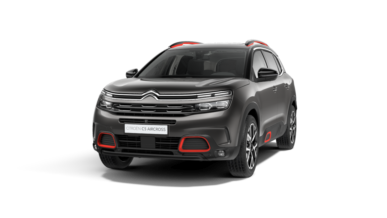 NEW C5 AIRCROSS_ SUV - SHINE