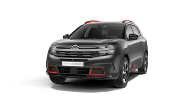 New SUV C5 Aircross SUV - Shine