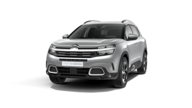 NEW C5 AIRCROSS SUV - SHINE