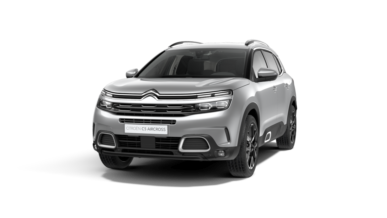 New SUV C5 Aircross SUV - Shine