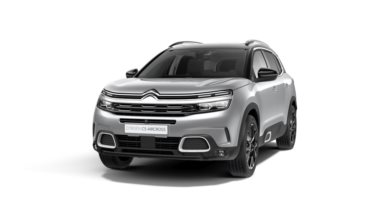 SUV C5 Aircross BlueHDi 130 S&S EAT8 Business +