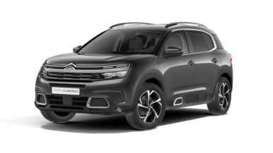 SUV C5 Aircross 1.5 BlueHDi 130 S&S EAT8 Business Lounge