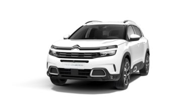 C5 Aircross SUV - Shine Pack