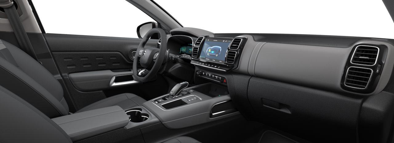 SUV C5 Aircross, SUV Hybrid