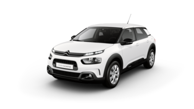 Nuova C4 Cactus Crossover - FEEL