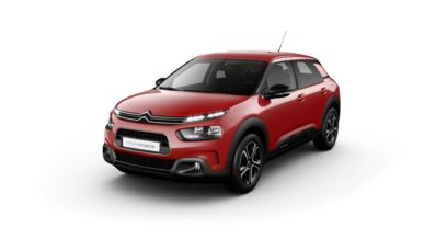 C4 Cactus Berlina 5 P - Feel