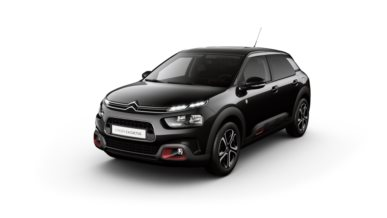 C4 Cactus Berlina 5 P - C-Series