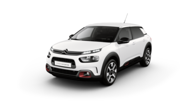 C4 Cactus Berlina 5 P - Shine Pack