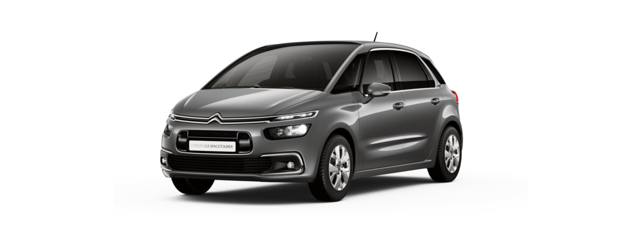 C4 Picasso, Monospace 5 places