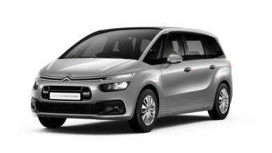 Grand C4 Picasso Van (5 bis 7 Sitze) - Grand C4 SpaceTourer - Live