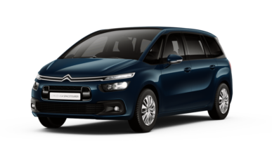 Grand C4 Picasso Van (5 bis 7 Sitze) - Grand C4 SpaceTourer - Live Plus