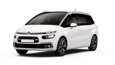 Grand C4 Picasso MPV-7 Grand C4 SpaceTourer
