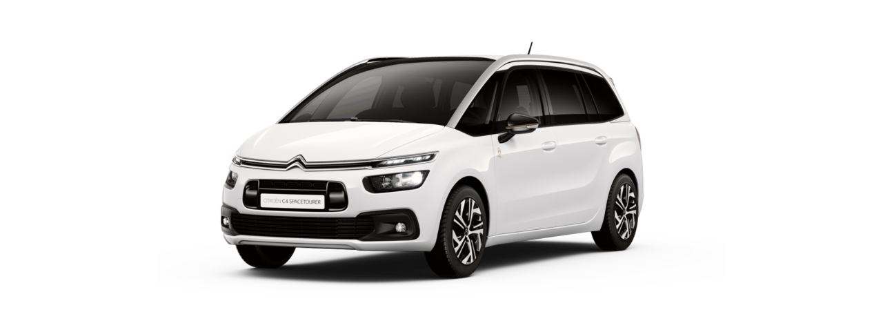 Grand C4 Picasso, Monospace 5-7 places