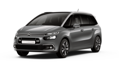C4 Picasso - C4 SpaceTourer Grote monovolume C4 SpaceTourer - Business Lounge