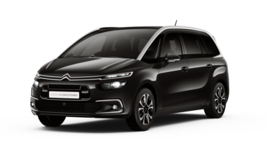 Grand C4 Picasso - SHINE PACK