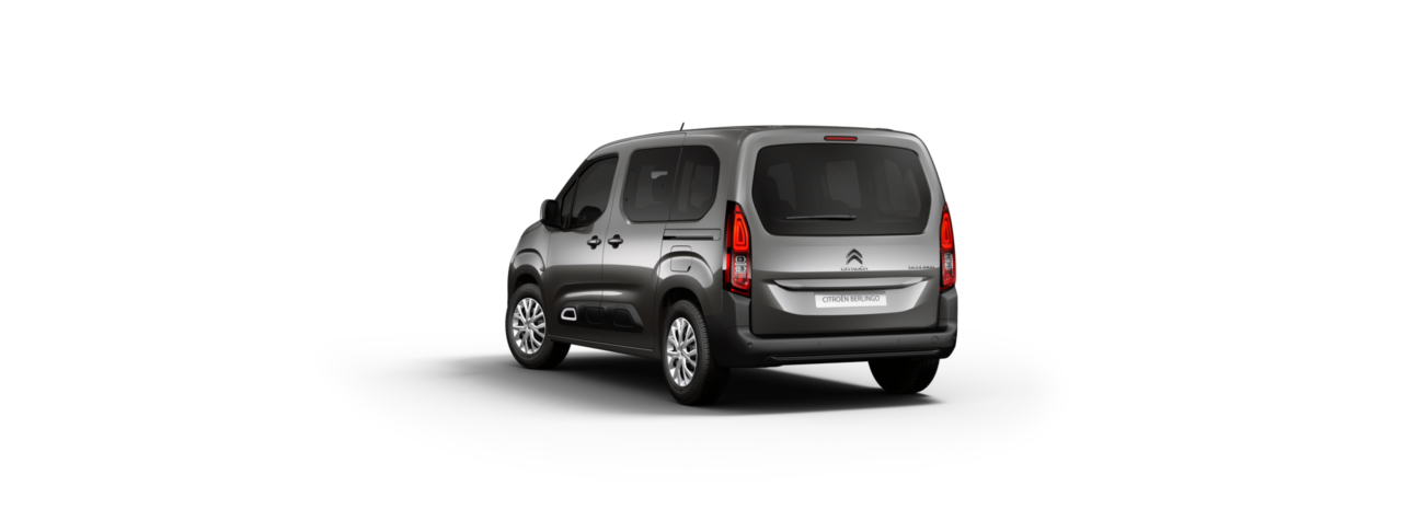 New Berlingo VP, Taille M