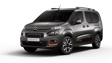 Berlingo Taille XL 7pl. - Shine Pack
