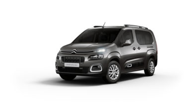 NEW BERLINGO TAILLE XL - Live